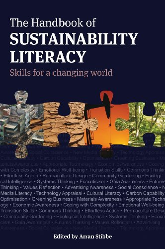 The Handbook of Sustainability Literacy: Skills for a...