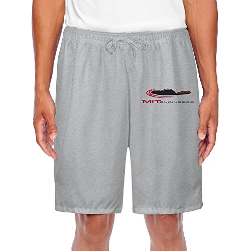 Men's Mit Engineers Logo Shorts Sweatpants