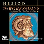The Works and Days |  Hesiod,Richmond Lattimore (translator)