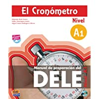 El Cronometro Manual de preparacion del DELE Nivel A1 (1CD audio)