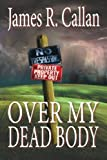 img - for Over My Dead Body: A Father Frank Mystery (Father Frank Mysteries) (Volume 2) book / textbook / text book