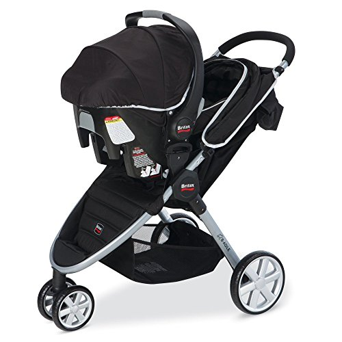 Britax 2014 B-Agile and B-Safe Travel System - 1