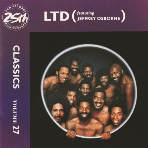 Original album cover of Classics Volume 27 by LTD
