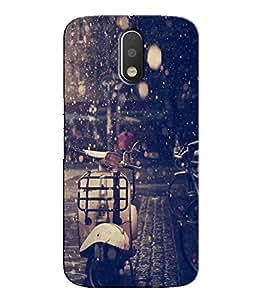 Citydreamz Back Cover for Motorola Moto G4 (4th Gen.)