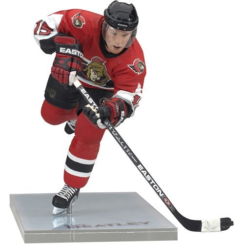 "McFarlane Toys 6"" NHL Series 13 - Dany Heatley (Red Jersey)"