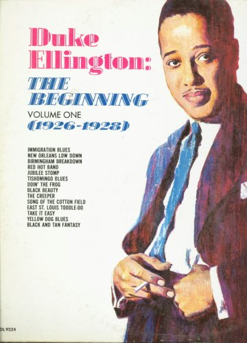 [Lp Record] Duke Ellington: The Beginning Vol. One, 1926-1928