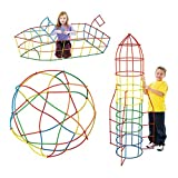 #7: DFS's 4D SPACE STRAW STITCHING BUILDING BLOCKS BRICKS ASSEMBLING TOYS To Build Creative Blocks Toys for Children