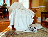Silk Plush Oversize Throw