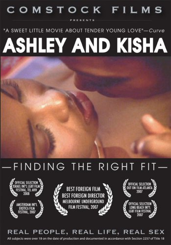 Ashley and Kisha: Finding The Right Fit (Real People, Real Life, Real Sex series)