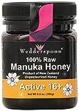 Wedderspoon Premium Manuka Honey Active 16+