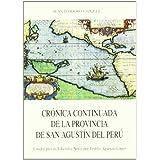 Cronica Continuada de Provincia de San Agustin del Peru