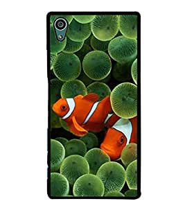 Colourful Undersea 2D Hard Polycarbonate Designer Back Case Cover for Sony Xperia Z5 :: Sony Xperia Z5 Dual