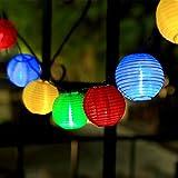 InnooTech Lichterkette 20er 4,6 Meter LED Lampions Laterne...