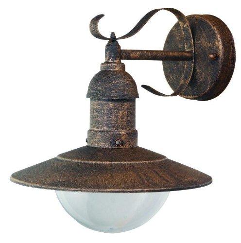 Auen-Wand-Lampe-Terrasse-Garten-Leuchte-Antik-Beleuchtung-IP44-Rabalux-Oslo-8271