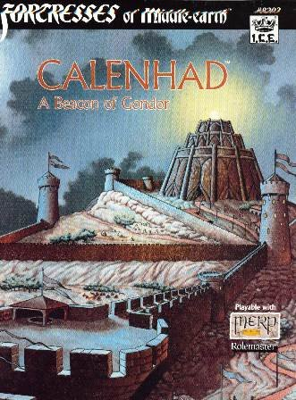 Calenhad (Middle Earth Game Supplements, Stock No. 8203)