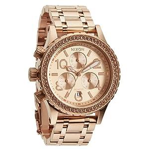 Reloj Nixon The 38-20 A404897 Mujer Dorado