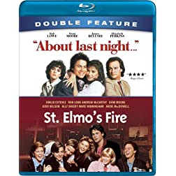 About Last Night / St. Elmo's Fire [Blu-ray]