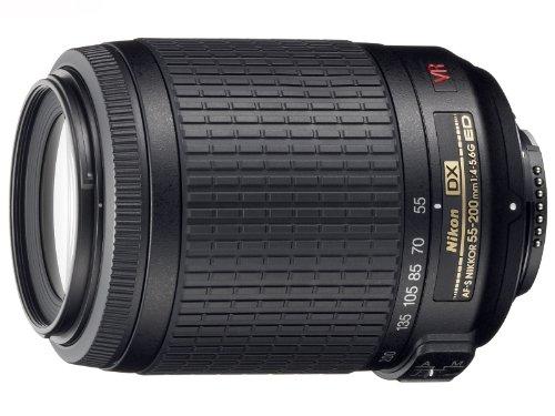 Nikon AF-S DX Zoom-Nikkor 55-200mm
