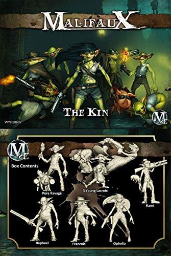 Gremlins: Ophelia - Kin Box Set by Wyrd Miniatures