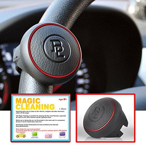 black-label-edge-power-handle-car-steering-wheel-knob-vehicle-accessory-knob-unidade-natural-simple-