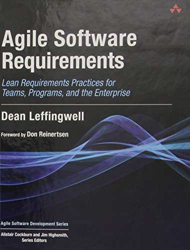 Free ebooks download greek Agile Software Requirements: Lean Requirements Practices for Teams, Programs, and the Enterprise (Agile Software Development Series) 9780321635846 (English Edition) RTF ePub FB2 by Dean Leffingwell