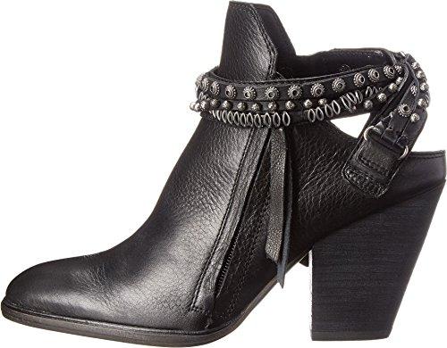 Dolce Vita Women's Hollice Chelsea Boot, Black, 6 M US