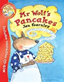 Mr Wolf's Pancakes (Book & CD) Jan Fearnley