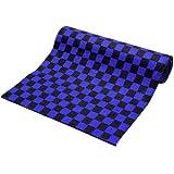 ボンフォーム(BONFORM) クワトロ フロアマット フリーカット用 ブルー 6392-20B