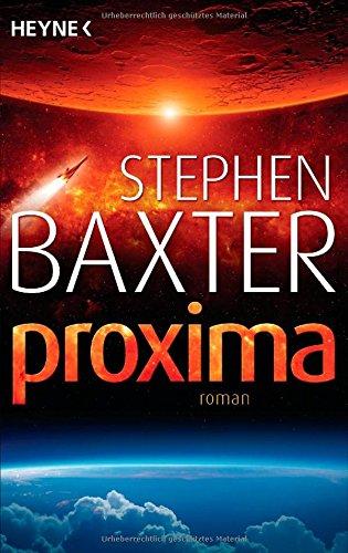 Buchseite und Rezensionen zu 'Proxima: Roman' von Stephen Baxter