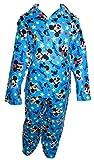 Disney Mickey Mouse Boy's Blue Winter Wincyette Pyjamas 1-4 Years Available