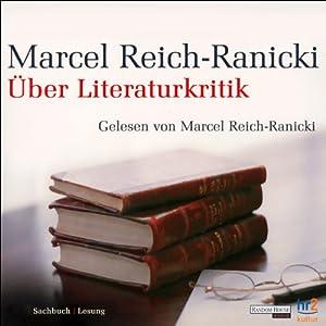 Über Literaturkritik Hörbuch