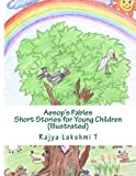 img - for Aesop's Fables - Short Stories for Young Children book / textbook / text book
