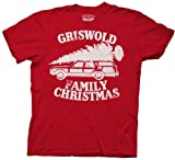 Christmas Vacation Griswold Family Christmas Red Adult T-shirt Tee