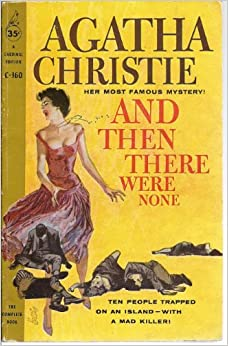 """deception in and then there were none ten little indians by agatha christie And then there were none by: agatha christie summary plot overview summary & analysis chapter i chapter ii  she takes a summer job on indian island, believing that she has been hired to serve as a secretary to a mrs una owen  she fixates on the """"ten little indians"""" poem that lends an air of eerie inevitability to the murders."""
