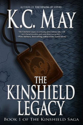 E-book - The Kinshield Legacy by K.C. May