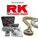 RK Kettensatz SUZUKI GS 500 E, Bj. 89-93, RK O-Ringkette 520SOE