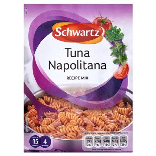 Schwartz Authentic Tuna Napolitana Mix 30g