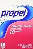 Propel Zero Raspberry Lemonade Water Beverage Mix, 10 count, 0.7 oz