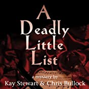 A Deadly Little List | Kay Stewart, Chris Bullock