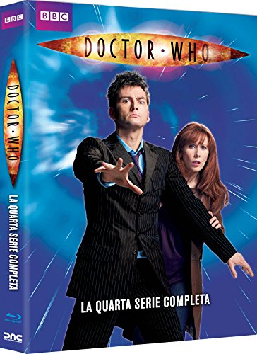 Doctor Who - Stagione 4 (4 Blu-Ray)