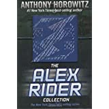 The Alex Rider Collection Box Set (3 Books) ~ Anthony Horowitz
