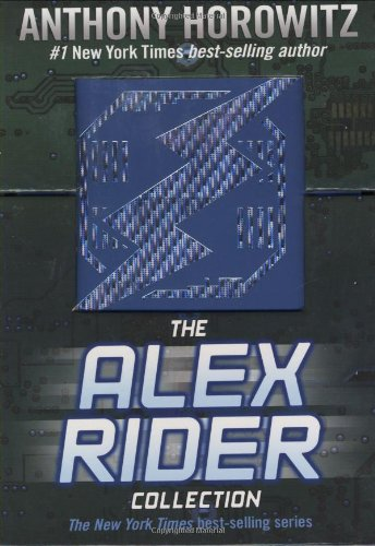 Cover of The Alex Rider Collection Box Set (3 Books)