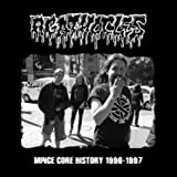 Mince Core History 1996 - 1997 by Agathocles (2008-05-20)