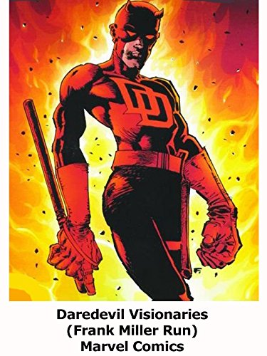 Review: Daredevil Visionaries (Frank Miller Run) Marvel Comics