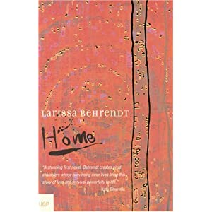 Home (Black Australian Writing) [Paperback]