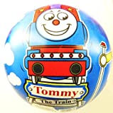 Tommy The Train PVC Plastic Football Play Beach Ball Kid Boy Party Child Pool Birthday Garden Summer Fun 23cm