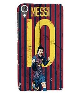 Citydreamz Messi/Football/FCB/Sports Hard Polycarbonate Designer Back Case Cover For HTC Desire 626G Plus/ HTC Desire 626 (4G) LTE
