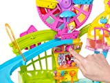 Polly Pocket Ultimate Wall Party Buildup Playset