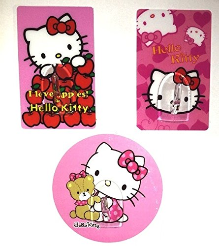 CJB Hello Kitty Magic Hook Set B (US Seller) - 1