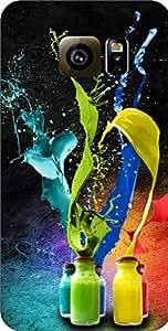 FotoAdda Designer Printed Back Cover for Samsung Galaxy S6